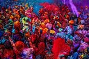 Top 10 Most Colourful Places in India
