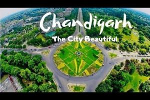 Top 5 Places to visit in Chandigarh