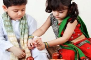 Raksha Bandhan Celebrations in India