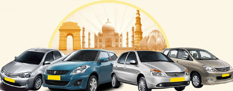 Cab Hire in Agra