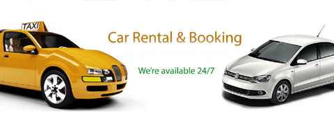 Rent a Car in Agra