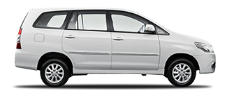 Noida to Agra Taxi in Innova Crysta