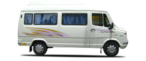Delhi To Agra Taxi Tempo Traveler 12 Seater