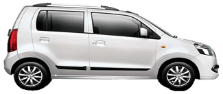 Noida to Agra Taxi in Hatchback
